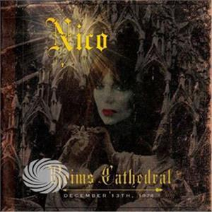 Nico - Reims Cathedral-December 13 1974 - CD - thumb - MediaWorld.it