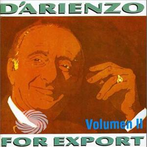 D'Arienzo,Juan - Vol. 2-For Export - CD - thumb - MediaWorld.it
