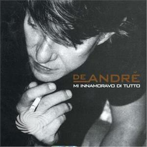 De Andre,Fabrizio - M'Innamoro Di Tutto - CD - thumb - MediaWorld.it