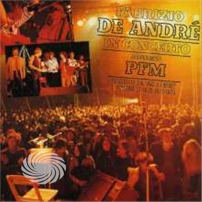 De Andre,Fabrizio - Arrangiamenti P F M - CD - thumb - MediaWorld.it