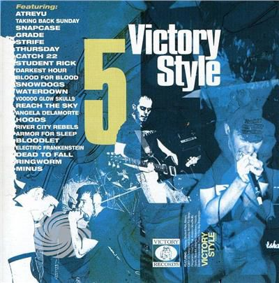 Victory Style - Vol. 5-Victory Style - CD - thumb - MediaWorld.it