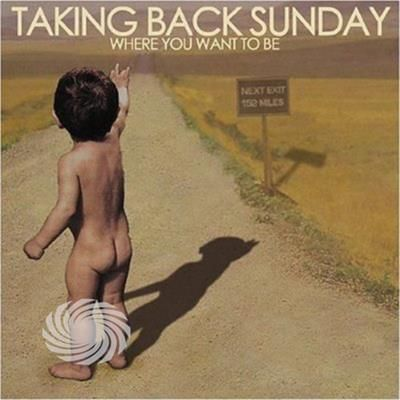 Taking Back Sunday - Where You Want To Be - CD - thumb - MediaWorld.it