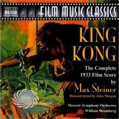 Max Steiner - King Kong - CD - thumb - MediaWorld.it