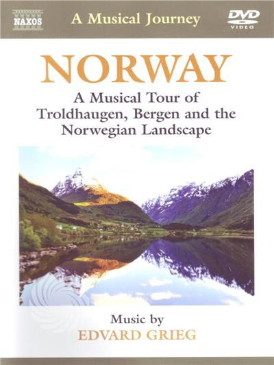 Norway - A musical tour of Troldhaugen, Bergen and the Norwegian Landscape - DVD - thumb - MediaWorld.it