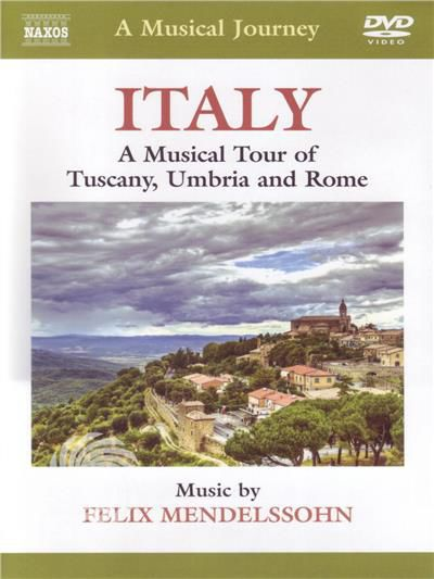 Italy - A musical tour of Tuscany, Umbria and Rome - DVD - thumb - MediaWorld.it