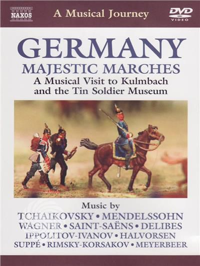 Germany - Majestic marches - A musical journey - DVD - thumb - MediaWorld.it