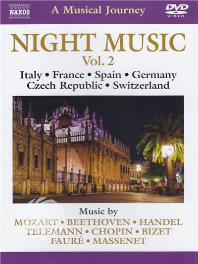 Night music - A musical journey - DVD - thumb - MediaWorld.it