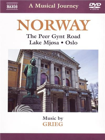 Norway - The Peer Gynt Road - A musical journey - DVD - thumb - MediaWorld.it