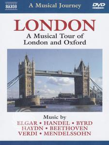 London & Oxford - A musical journey - DVD - thumb - MediaWorld.it