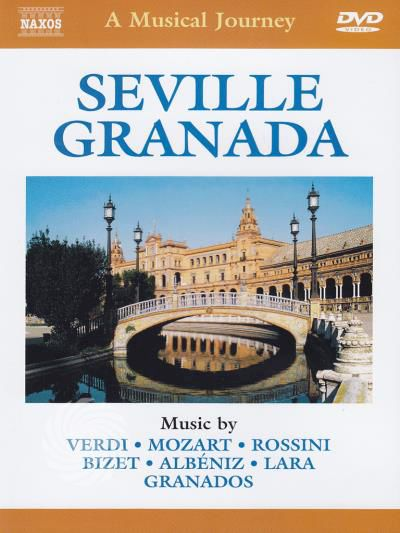 Seville, Granada - A musical journey - DVD - thumb - MediaWorld.it