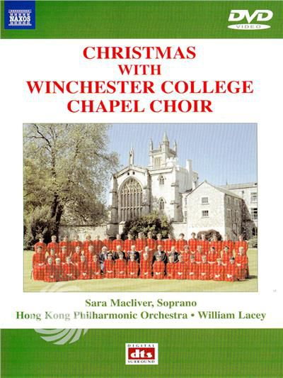 CHRISTMAS WITH WINCHESTER COLLEGE CHAPEL CHOIR - DVD - thumb - MediaWorld.it