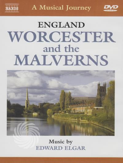 England - Worcester and the Malverns - DVD - thumb - MediaWorld.it
