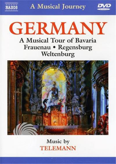 Germany - A musical journey - DVD - thumb - MediaWorld.it