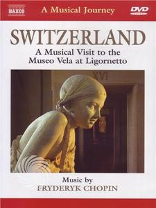 Switzerland - A musical visit to the Museo Vela at Ligornetto - DVD - thumb - MediaWorld.it