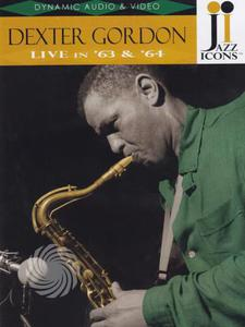 Dexter Gordon, Art Taylor, Kenny Drew - Dexter Gordon - Live in '63 & '64 - DVD - MediaWorld.it