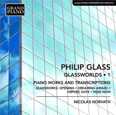 Glass / Horvath,Nicolas - Piano Works 1 - Opening From Glassworks / Dreaming - CD - thumb - MediaWorld.it