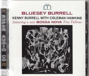 BURRELL, KENNY/C.HAWKINS - BLUESY BURRELL -HQ - CD - MediaWorld.it