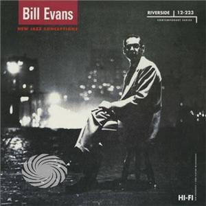 Evans,Bill - New Jazz Conceptions - Vinile - MediaWorld.it