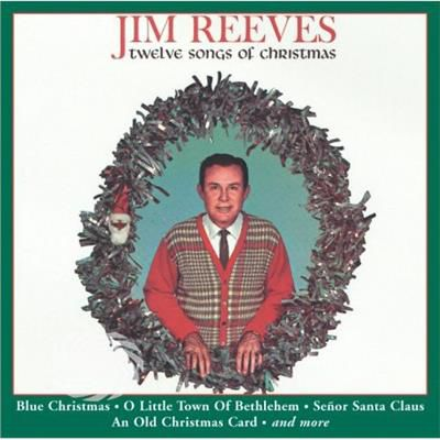 Reeves,Jim - 12 Songs Of Christmas - CD - thumb - MediaWorld.it