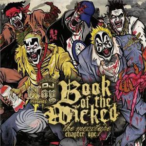 Dj Clay - Book Of The Wicked Chapter 1 - CD - thumb - MediaWorld.it