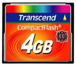 TRANSCEND TS4GCF133 - MediaWorld.it