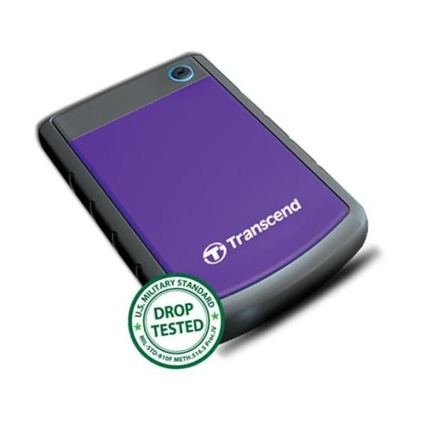 TRANSCEND TS1TSJ25H3P - thumb - MediaWorld.it