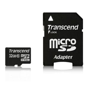 Micro SD TRANSCEND TS32GUSDHC10 su Mediaworld.it