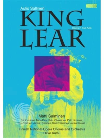 AULIS SALLINEN - KING LEAR (OPERA IN 2 ATTI, OP.76) - DVD - thumb - MediaWorld.it