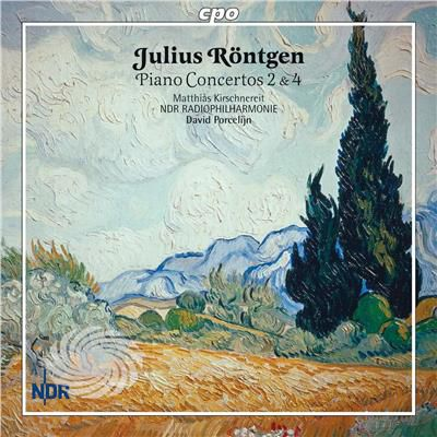 Roentgen,J. - Piano Concertos 2 & 4 - CD - thumb - MediaWorld.it