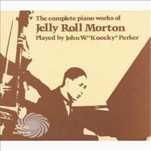 Parker,Knocky - Complete Works Of Jelly Roll M - CD - thumb - MediaWorld.it