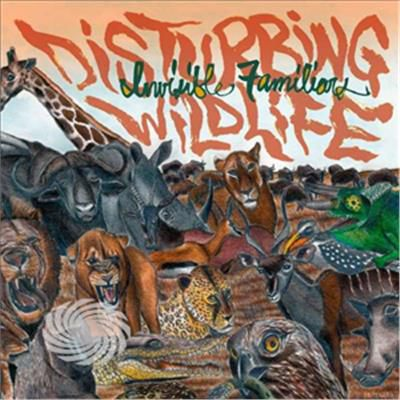 Invisible Familiars - Disturbing Wildlife - Vinile - thumb - MediaWorld.it