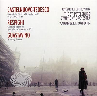 Respighi,O. - Concerto Gregoriano For Violin - CD - thumb - MediaWorld.it
