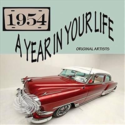 Various Artist - Year In Your Life 1954 - CD - thumb - MediaWorld.it