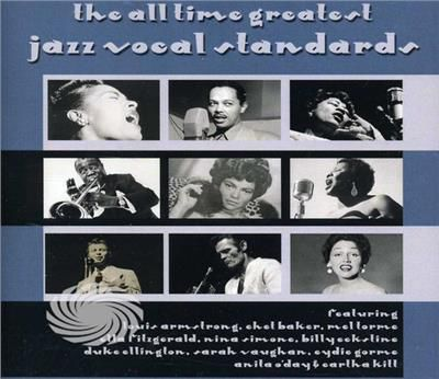 V/A - All Time Greatest Jazz Vocal Standards - CD - thumb - MediaWorld.it