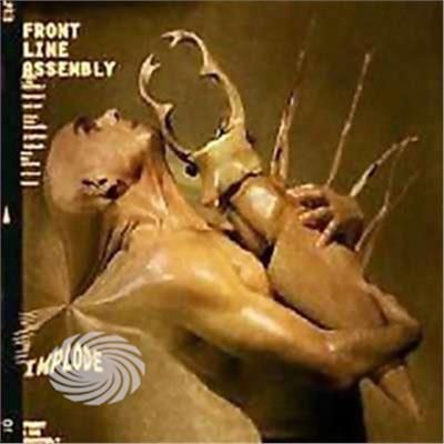 Front Line Assembly - Implode - CD - thumb - MediaWorld.it