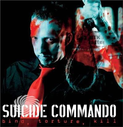 Suicide Commando - Bind Torture Kill - CD - thumb - MediaWorld.it