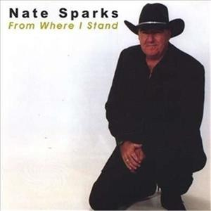 Sparks,Nate - From Where I Stand - CD - thumb - MediaWorld.it