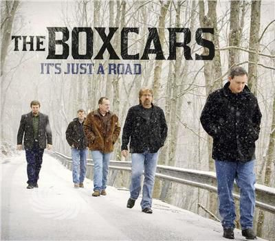 Boxcars - It's Just A Road - CD - thumb - MediaWorld.it