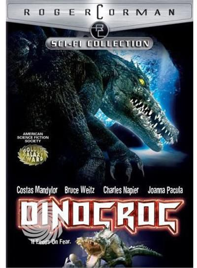 Dinocroc-Dinocroc - DVD - thumb - MediaWorld.it