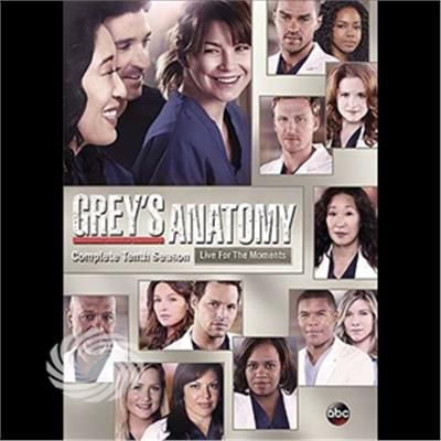 Grey'S Anatomy: The Complete Tenth - DVD - thumb - MediaWorld.it
