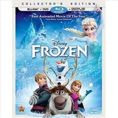 Blu- Bell/Menzel/Groff/Gad-Frozen (Blu-R - Blu-Ray - thumb - MediaWorld.it