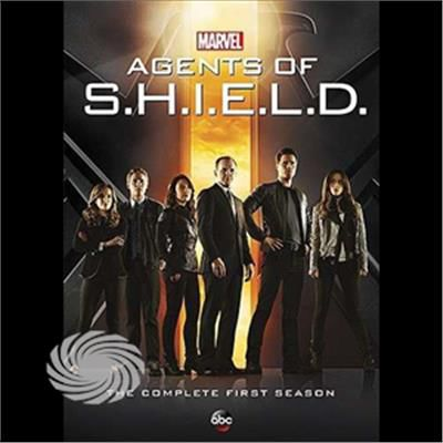 Marvel'S Agents Of S.h.i.e.l.d.: Co - DVD - thumb - MediaWorld.it
