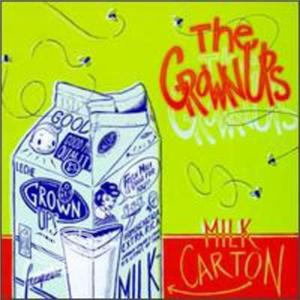 Grown-Ups - Milk Carton - CD - MediaWorld.it