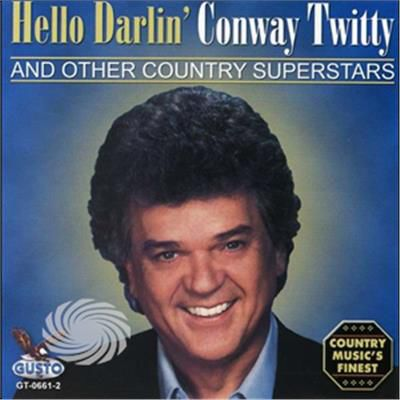 Twitty,Conway - Hello Darlin' - CD - thumb - MediaWorld.it