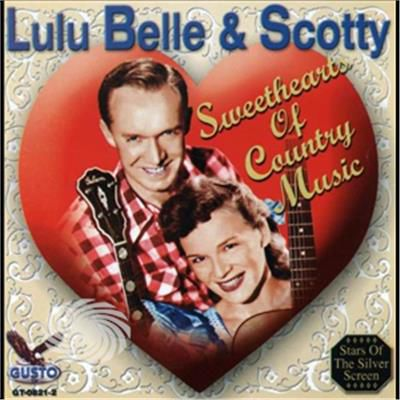 Belle,Lulu & Scotty - Sweethearts Of Country Music - CD - thumb - MediaWorld.it