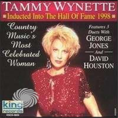 Wynette,Tammy - 1998-Country Music Hall Of Fam - CD - thumb - MediaWorld.it