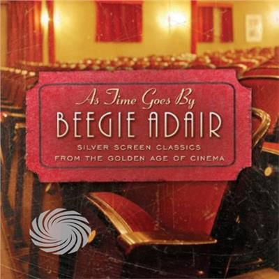 Adair,Beegie - As Time Goes By: Silver Screen Classics From The G - CD - thumb - MediaWorld.it