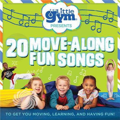 Little Gym - 20 Move-Along Fun Songs - CD - thumb - MediaWorld.it