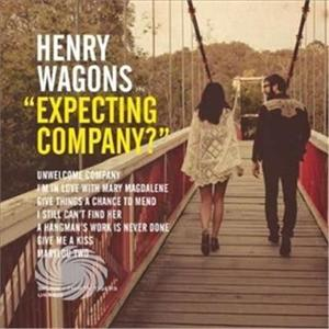 Wagons,Henry - Expecting Company? - CD - thumb - MediaWorld.it
