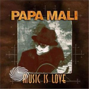 Papa Mali - Music Is Love - CD - thumb - MediaWorld.it